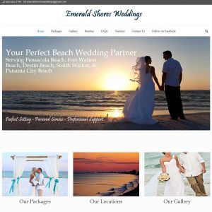 Emerald Shores Weddings