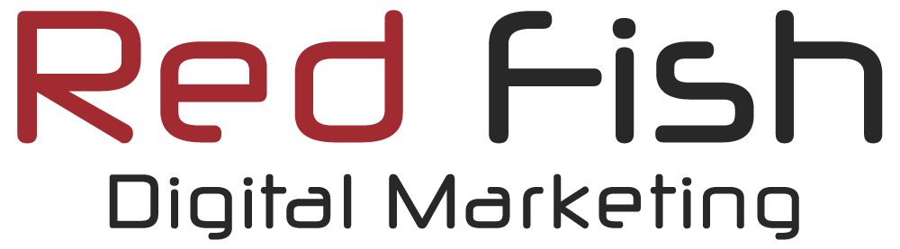 Red Fish Digital Marketing Logo