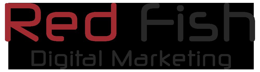Red Fish Digital Marketing Logo